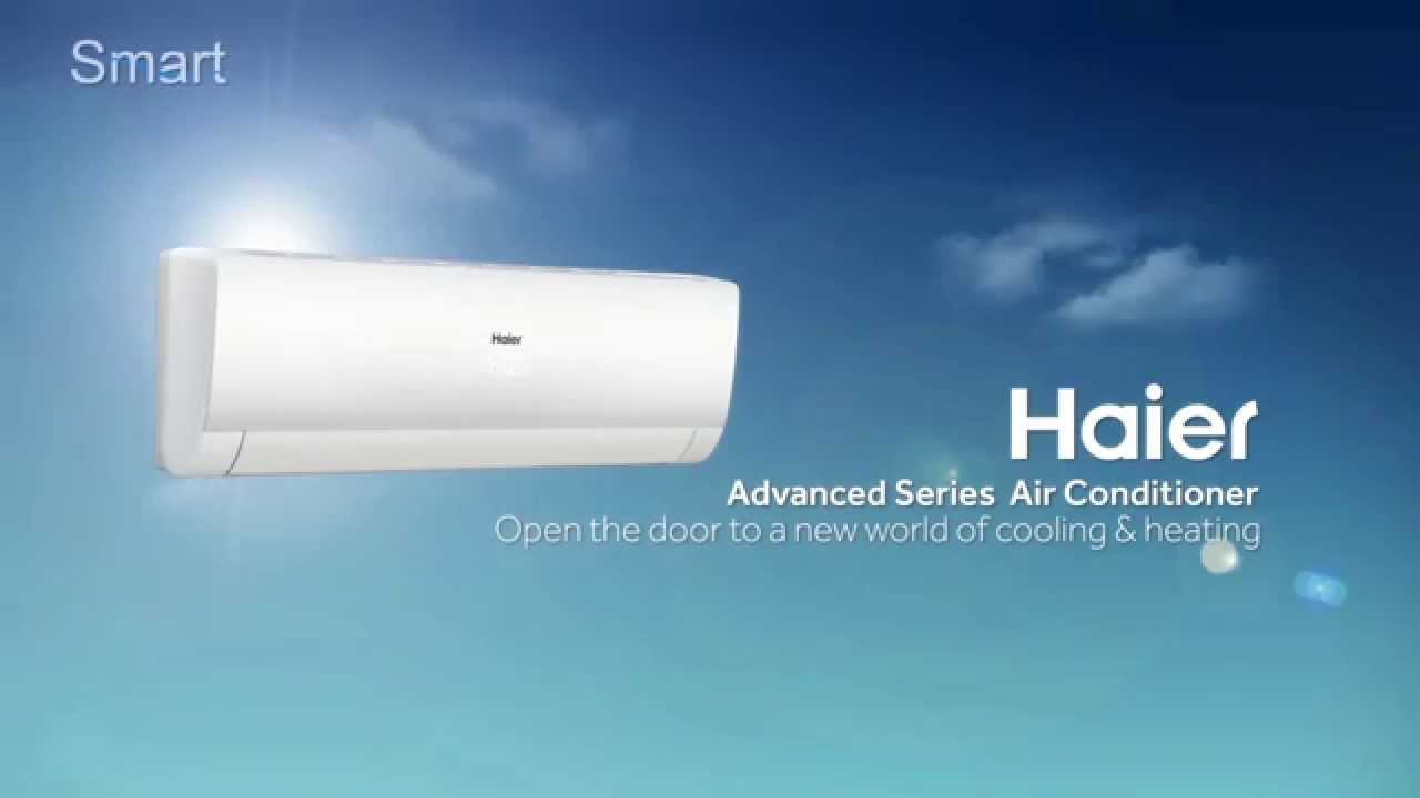 Haier Ductless Air Conditioners Youtube