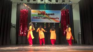 Appadi Podu Dance Performance