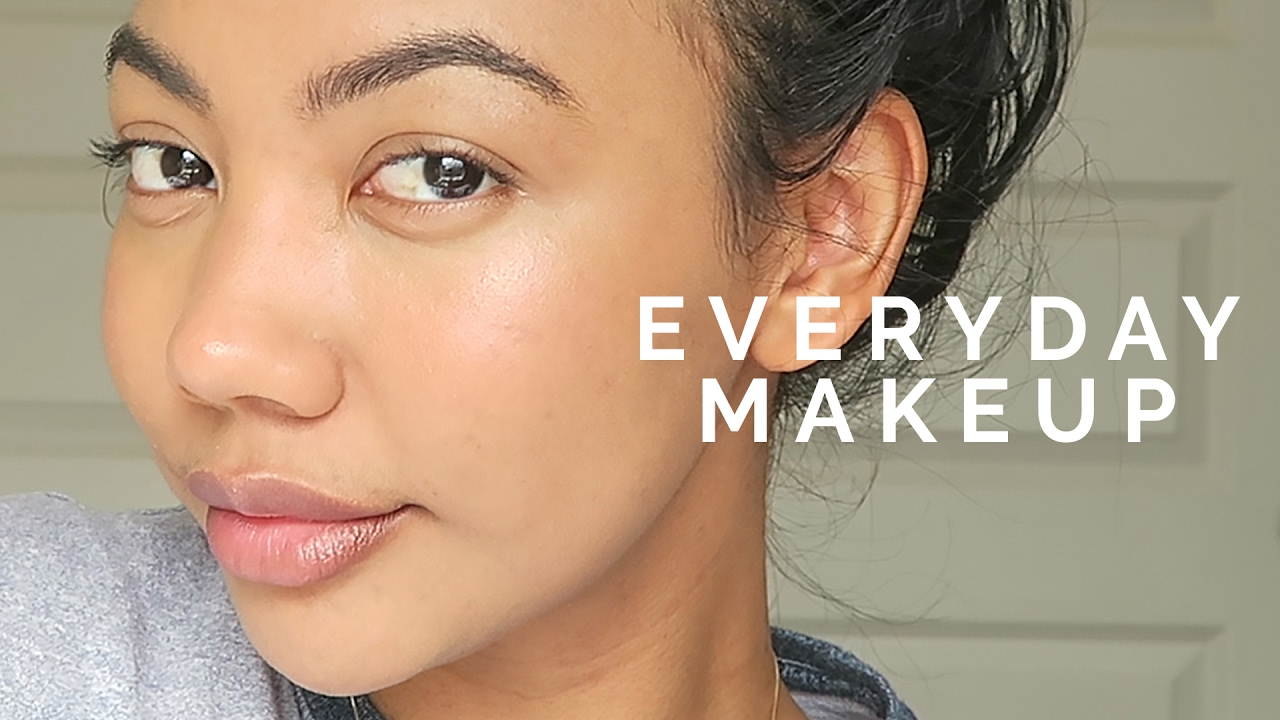 MY FRESH FACE EVERYDAY NO MAKEUP ROUTINE