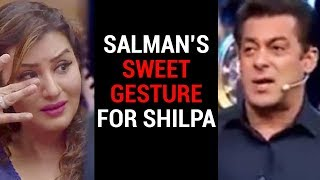 Salman Khan HELPS Shilpa Shinde after Bigg Boss 11 in Legal Case