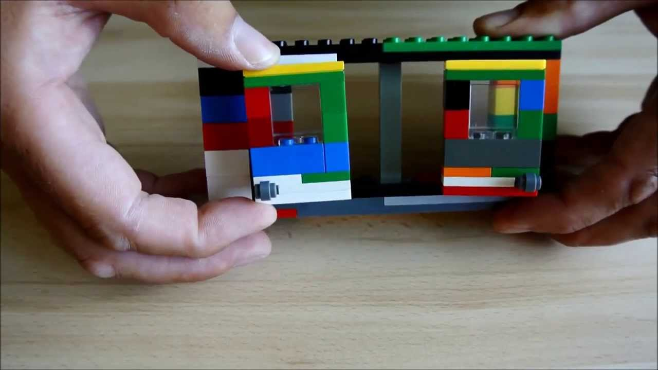 Lego System - Sliding Doors (for Bus or Train)