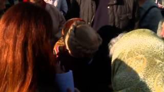 Зустріч Юлії Тимошенко з виборцями у м. Тетіїв Київської області