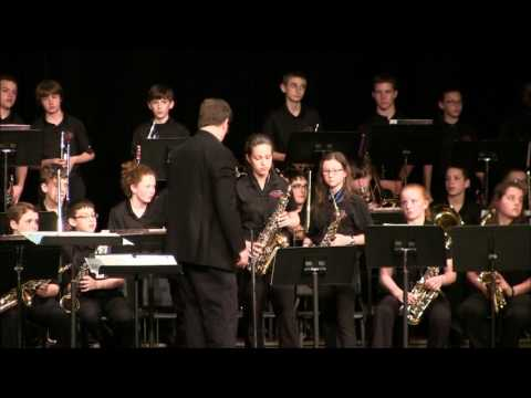Orefield Middle School Jazz Band - Wise Up