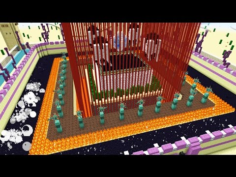 WORLDS MOST PROTECTED MINECRAFT HOUSE!