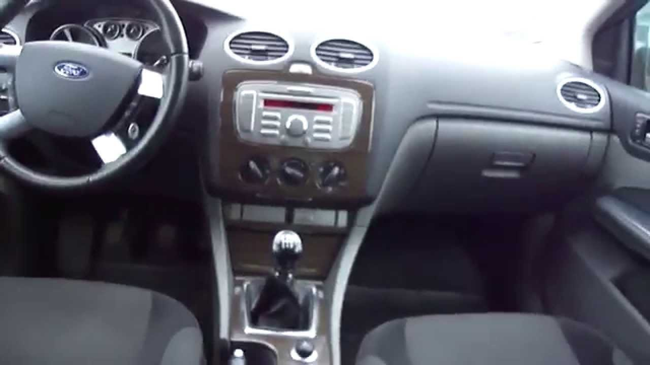 2008 ford focus start up engine and in depth tour youtube for Ford focus 2006 interieur