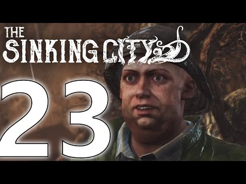 Self Defense! Glenn Byers! Saving Hostages! Sinking City 23