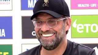 Cardiff 0-2 Liverpool - Jurgen Klopp Full Post Match Press Conference - Premier League