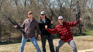 I took OUTLAW and LAKE FORK GUY to AIRFORCE AIRGUNS!! (GIVEAWAY)