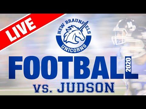 New Braunfels High School vs. Judson