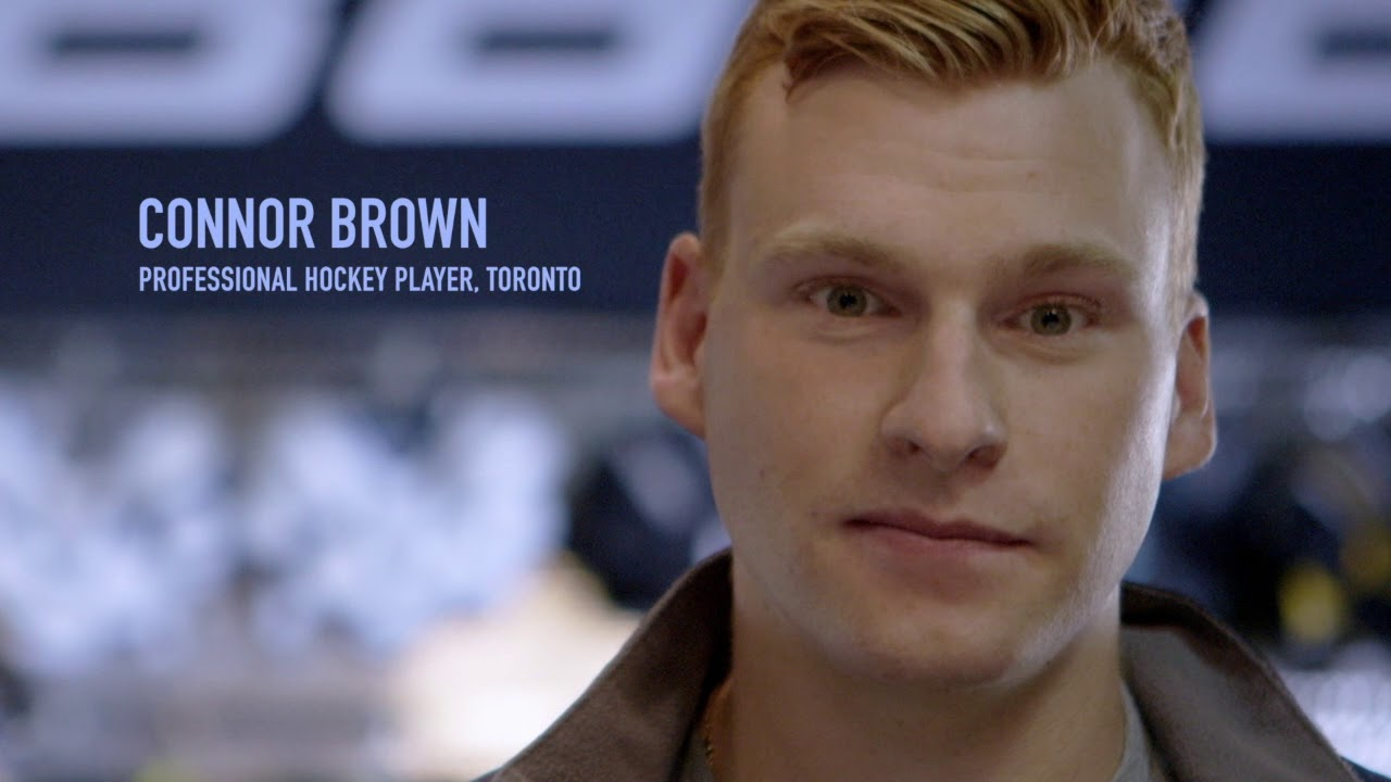 Connor Brown's Bauer Skates | Source For Sports