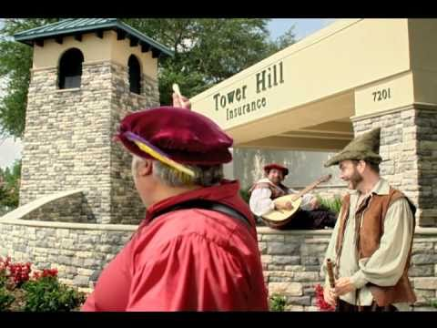 Danny Wuerffel and the Minstrels | Tower Hill® Insurance