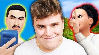 The Sims 4 - ZROBIŁEM RODZINE JANUSZY XD!!! #1