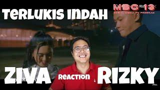 Download ZIVA MAGNOLYA RIZKY FEBIAN TERLUKIS INDAH KALONG SHOW REACTION