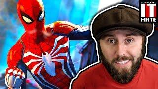 Your Friendly Neighborhood Inbetweener | Spider-Man on the PS4