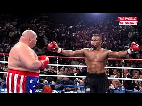 Mike Tyson  The Hardest Puncher in Boxing Ever!