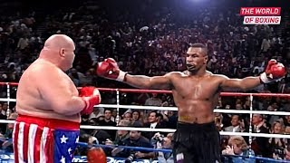 Mike Tyson - The Hardest Puncher In Boxing Ever!