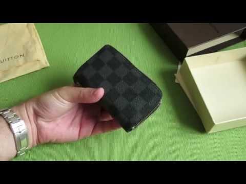 Louis Vuitton Zippy Coin Purse Vertical Review