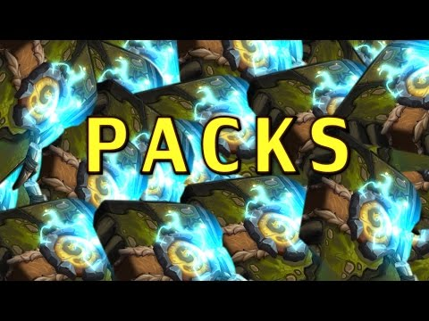 Hearthstone - Journey to Un'Goro Pack Opening in a Nutshell
