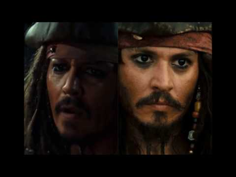 Pirates Of The Caribbean: Dead Men Tell No Tales - Then And Now