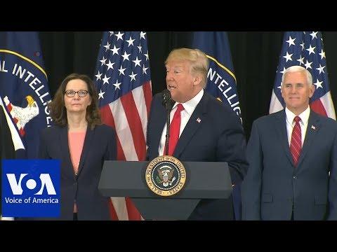 Haspel Sworn in as New CIA Director