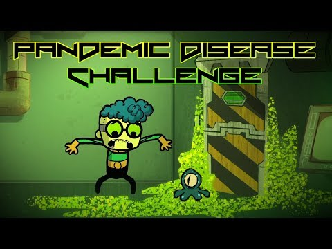 Pandemic Disease - Oxygen Not Included Challenge 1