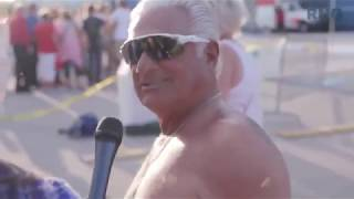World's Creepiest Trump Supporter Has A George Soros Tramp Stamp
