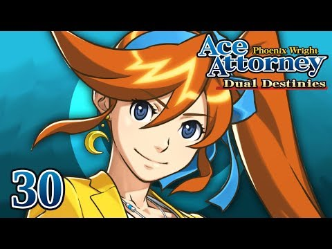 EMOTIONLESS - Let's Play - Phoenix Wright: Ace Attorney: Dual Destinies - 30 - Playthrough