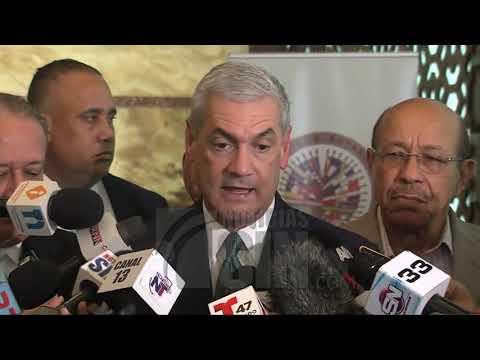Gonzalo Castillo respalda uso voto manual; saluda decisión JCE de realizar elecciones el próximo 15 de marzo