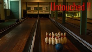 Abandoned Untouched *1950s* Bowling Alley - Going Back In Time!