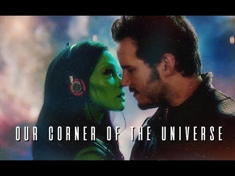 our corner of the universe | peter + gamora