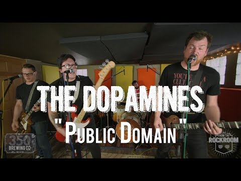 "The Dopamines - ""Public Domain"" Live! from The Rock Room"