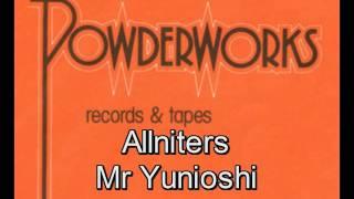 Allniters:  Mr Yunioshi 1983