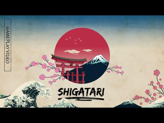 Gameplay - Shigatari Full playthrough