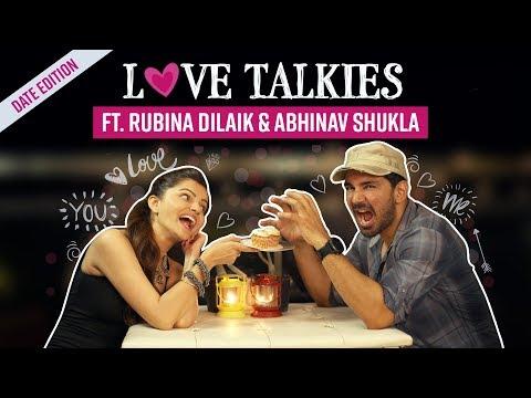 Rubina Dilaik, Abhinav Shukla and the lost wedding ring | Love Talkies | Pinkvilla
