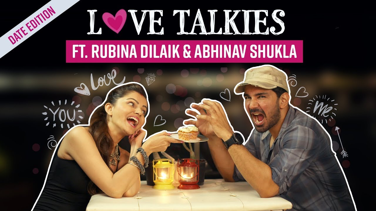 Rubina Dilaik, Abhinav Shukla and the lost wedding ring | Love Talkies | Pinkvilla