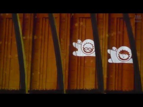 Световое шоу Ануки в поисках весны лучшее видео в 4К