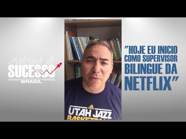 História de sucesso - Alex Fontes