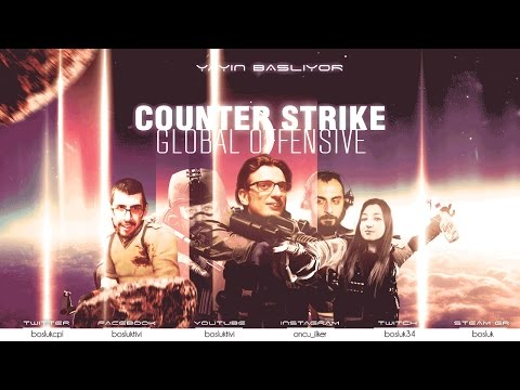 SAG DA INCEK VAR  | Counter Strike G.O w/pintipanda