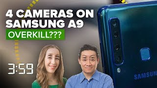 Samsung's four camera smartphone: Genius or ridiculous? (The 3:59, Ep. 472)
