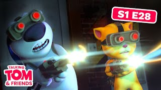 Talking Tom and Friends - Ghost Pirate Hunting (Season 1 Episode 28) thumbnail