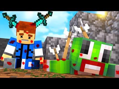 PROPER DUMMIES GET DESTROYED   Minecraft Bed Wars