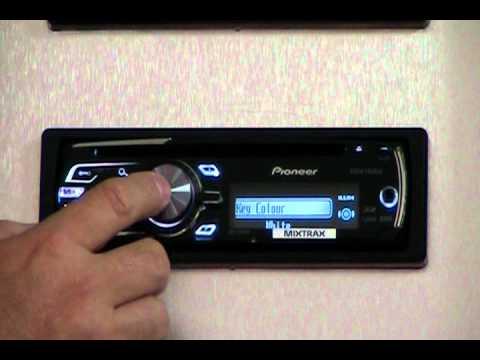 Pioneer Mixtrax Deh-5450sd