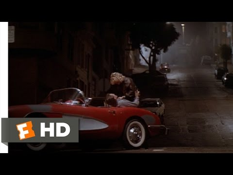 The Presidio (3/9) Movie CLIP - Car Love (1988) HD