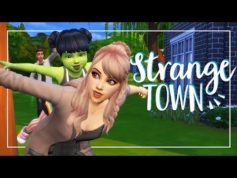 A BETTER LIFE | The Sims 4: Strange Town #1 | (NEW PARENTHOOD LP)