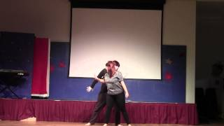 Ycts Dance Cover Smooth Criminal GLEE Cover - Wishful Thinking..mp3