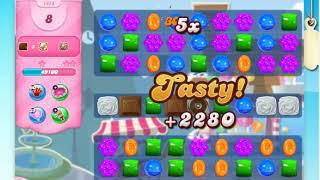 Candy Crush-Level 1454