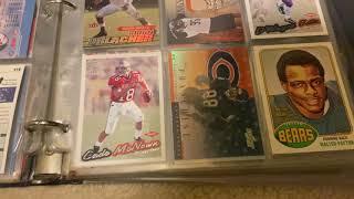 Rare Football Cards found (2000's)