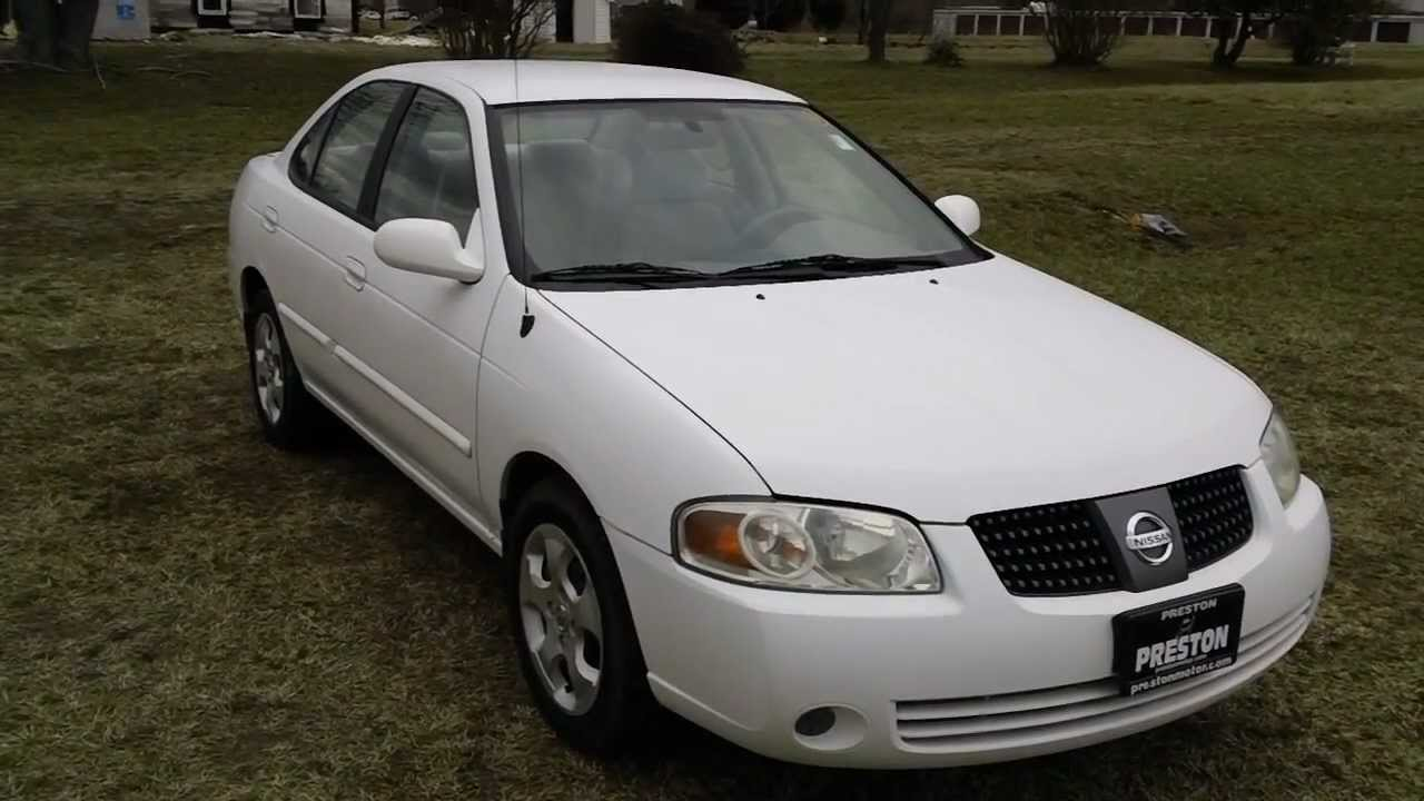 used car sale delaware 2005 nissan sentra 1 8s. Black Bedroom Furniture Sets. Home Design Ideas