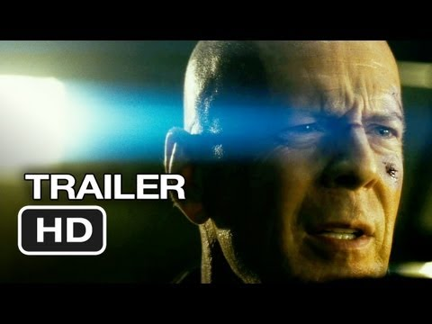 A Good Day to Die Hard Official Trailer #2 (2013) - Bruce Willis Movie HD