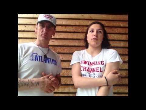 Nuotatori Sardi presenta Francesca Annis